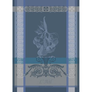 Ail Blue Kitchen Towel
