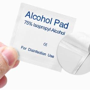 Individual Alcohol Wipe 75%