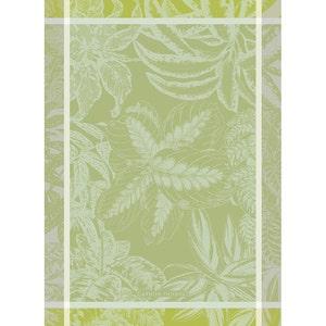 Alocasias Vert Opaline Kitchen Towel