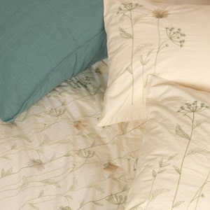 Anae Olive Queen Pillow Sham