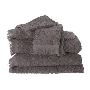 Boheme Grey Towel