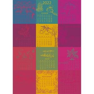 2022 Celebration Jacquard Kitchen Towel Image