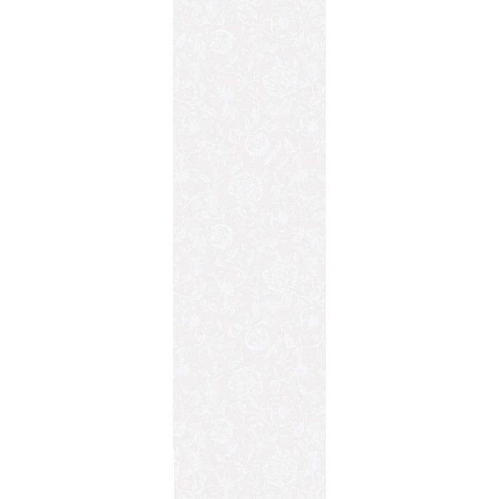 Mille Charmes Blanc Tablerunner, 100% Cotton