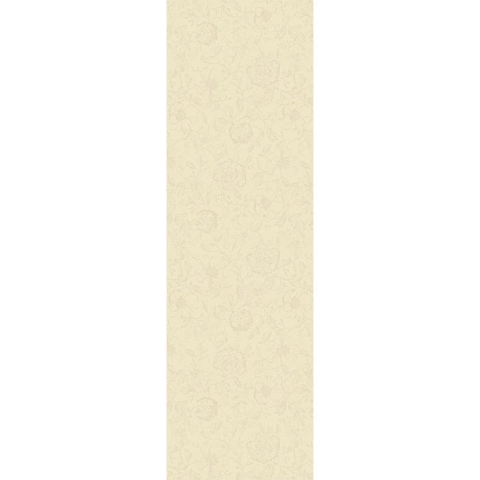 Mille Charmes Ecru De Blanc Tablerunner, 100% Cotton