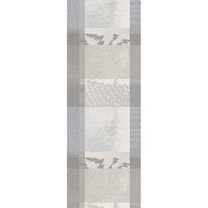 "Mille Matieres Vapeur Tablerunner 71""x22"", 100% Cotton"