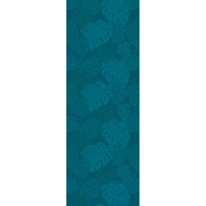 "Mille Evergreen Ocean Tablerunner 61""x22"", 100% Cotton"