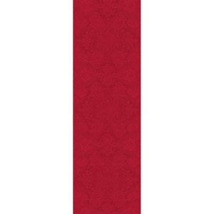"Mille Isaphire Mini Grenat Tablerunner 71""x22"", 100% Cotton"