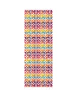 """Mille Paves Multicolore Tablerunner 61""""x22"""", 100% Cotton"""