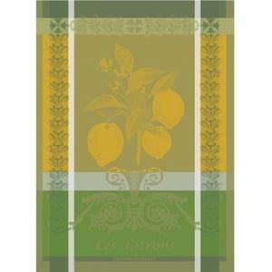 Citron Zeste Kitchen Towel