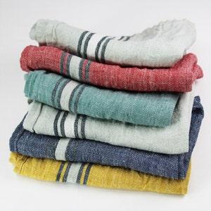 Costa Kitchen Towel, 100% Linen