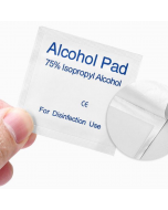 Individual Alcohol Wipe 75%