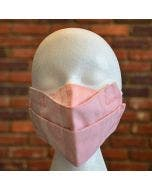 Reusable 2-layer NON Surgical Face Mask - Pink