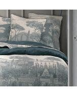 Palazzina Fusain Pillow Case