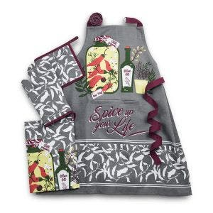Spice Up Your Life Beet Kitchen Set