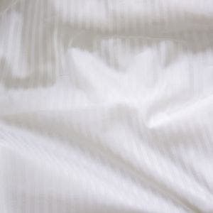 Bordeaux White Sheet Set, 320 thread count