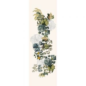 "Giardino Naturel Tablerunner 20""x61"", 100% Linen"