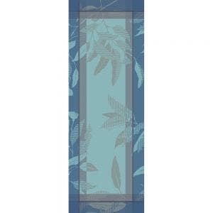"Livia Crepuscule Tablerunner, 61""x22"", 100% Cotton"