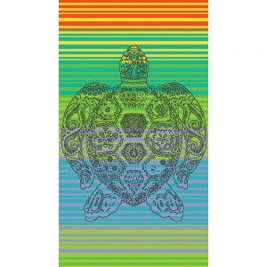 "Tortue Inde Beach Towel, 39""x71"""