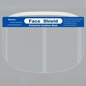 Reusable Face Shields - 10pcs