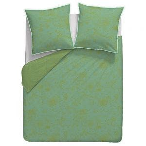Mille Couleurs Turquoise Duvet Cover