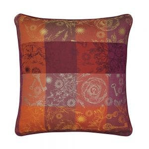 Mille Alcees Feu Cushion Cover