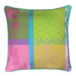 Mille Gardenias Bourgeons Cushion Cover