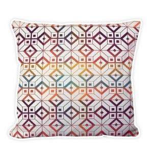 Mille Paves Flamboyant Cushion Cover