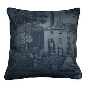 "Palazzina Crepuscule Cushion Cover 20""x20"", 100% Cotton"