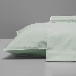 Desire Collection Laurel Green Queen Sheet Set 400 TC