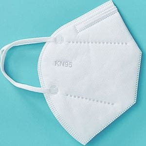 Disposable KN95 4-layer Face Mask
