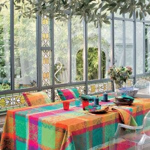 Mille Dentelles Floralies Tablecloth