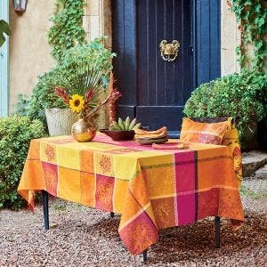 Mille Holi Epices Tablecloth