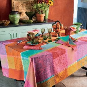 Mille Holi Festival Tablecloth