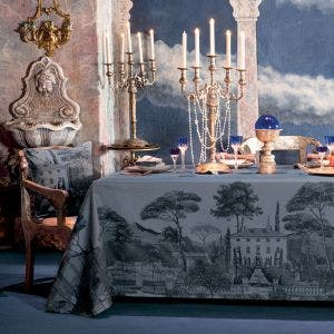Palazzina Crepuscule Tablecloth