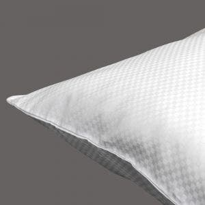 Normandie White Pillowcases Set, 300 thread count