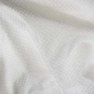 Normandie White Duvet Set, 300 thread count