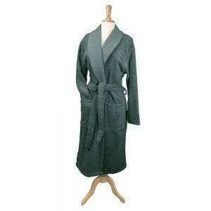 Elea Green Bath Robe