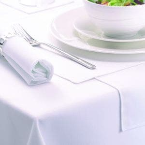 Staunton Plain Satin Tablecloth