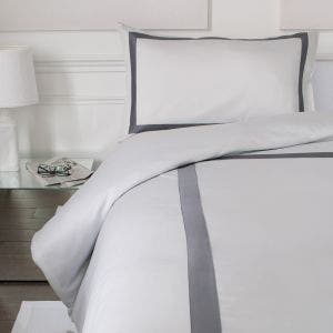 Modern Libraries Duvet Set, 300 thread count
