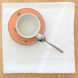 Pure Linen Cocktail Napkin