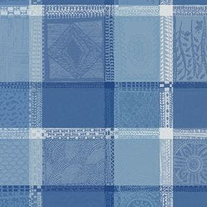 "Mille Wax Ocean Napkin 22""x22"", 100% Cotton"