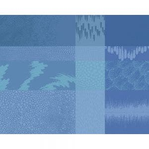 """Mille Matieres Abysses Placemat 16""""x20"""""""