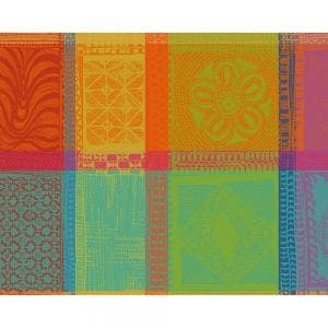 "Mille Wax Creole Placemat 16""x20"""