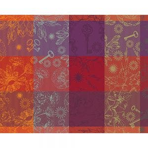 "Mille Alcees Feu Placemat 16""x20"""