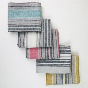 "Sombrilla Kitchen Towel 20""x28"", 100% Linen"