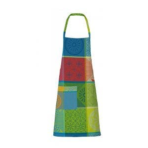 "Mille Sicilia Riviera Apron 28""x33"", Coated Cotton"