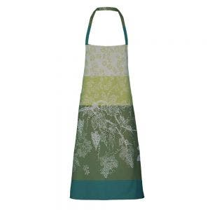 "Mille Automnes Mousse Apron 30""x33"", Coated Cotton"