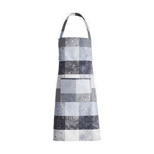 "Mille Couleurs Orage Apron 30""x33"", Coated Cotton"