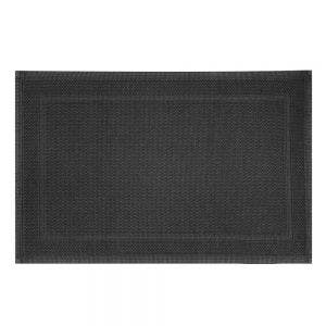 Antica Anthracite Bath Mat
