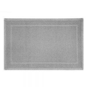 "Antica Grey Bath Mat, 20""x31"""
